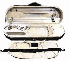 4/4 Enhanced/Moon Shape Designed Violin Case(VC820GA)+4/4 violin strings