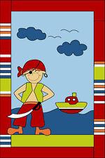 Kinderteppich  Teppich KiYou  Pirat 110x170 cm 4544-01