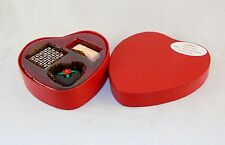 Non-Edible Valentine's Day Chocolates ~ 3 Fake Candies Props, Display, Prank NEW