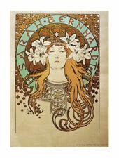 Art Nouveau Alphonse Mucha Art Prints