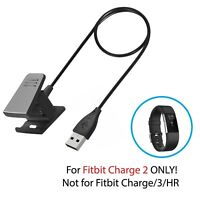 USB Smart Watch Wireless Wristband Charger Cable for Fitbit Charge 2
