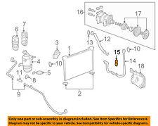 GM OEM A/C AC Condenser/Compressor/Line-Pressure Switch 15966454