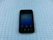 Samsung Star III GT-S5220 Modern Black! Ohne Simlock! TOP ZUSTAND! OVP!