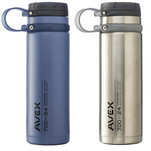 Avex 24 oz. Fuse Wide Mouth Stainless Steel Water Bottle