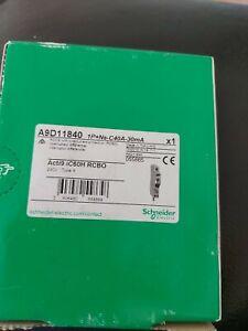 Schneider Acti9 Ic60h RCBO