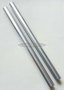 YAMAHA RD350 RD250 1973-1975 Fork Tubes Upper Inner Tubes Pipes 351-23124-50-00