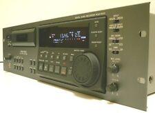 SONY PCM-R500 Digital Audio Tape DAT Player Recorder Deck 4-Motor DD SBM 0156 DH