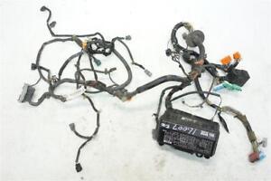 02 03 Acura TL Base Passenger Right Headlight Bay Wiring Harness 32100-S0K-A02