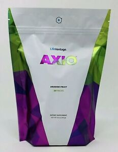 **Brand New Sealed** LifeVantage AXIO Dragon Fruit Dietary Supplement 30 PACKS