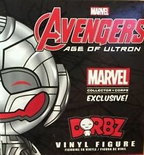 MARVEL EXCLUSIVE FUNKO DORBZ ULTRON VINYL SUGAR FIGURE AVENGERS AGE OF ULTRON