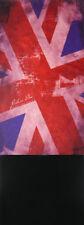 Sciarpa tubolare scaldacollo multifunzione doppio tessuto pile UK flag