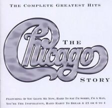 CHICAGO STORY COMPLETE GREATEST HITS SOFT CD BRAND NEW