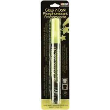 Uchida DecoFabric Glow In The Dark Fabric Marker - 175453