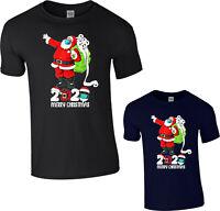 Santa Claus Quarantine Christmas 2020 T-Shirt,Xmas Toilet Paper Festive Gift Top