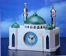 Islamische azan uhr Moschee Dekoration Gebetsuhr Wecker Ezan Uhr Ezan Saati Sala