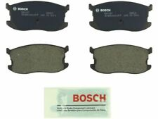 For 1985-1986 Chevrolet Spectrum Brake Pad Set Front Bosch 15921QF
