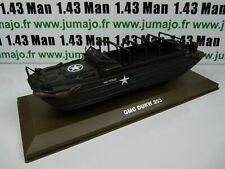 BL9U atlas IXO 1/43 Blindés WW2 : GMC DUKW 353 amphibie 25 cm