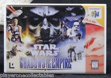 Star Wars Shadow of the Empire Nintendo N64 Game Box Fridge / Locker Magnet.