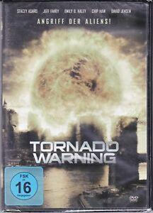 Tornado Warning *DVD*NEU*OVP*  Jeff Fahey -  Stacey Asaro - Emily D. Haley