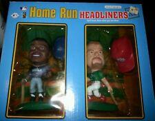 Homerun Headliners XL Mark McGwire Ken Griffey Jr Figures