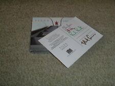 TILES - PRETENDING 2 RUN - DOUBLE CD ALBUM + SIGNED POSTCARD - BRAND NEW