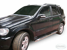 SB311SS Mercedes ML   W163 1998-2005  side bars steps SALE  £139 ONLY