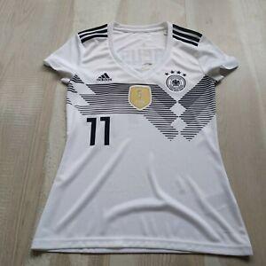 Reus Germany Home football shirt 2018 - 2019 Adidas BQ8396 Woman Size S UA1