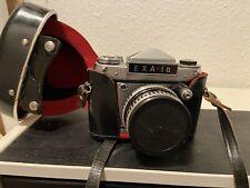 Exa 1a  ,  DDR Spiegelreflexkamera