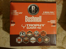 Bushnell Trophy Cam HD 8 MP + Accessories.