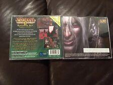 Warcraft III PC Game - Battle Chest Rein of Choas Frozen Throne Expansion set