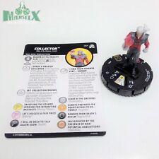 Heroclix Avengers: Black Panther & Illuminati set Collector #064 Super Rare fig!