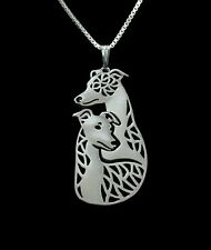 Whippet/Greyhound Necklace. Womens Gift *SALE*