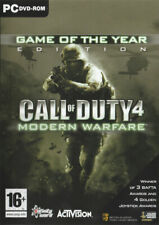 Call of Duty 4 Modern Warfare Game of the Year (PC DVD -ROM)