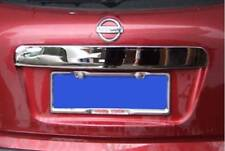D Chrom Kofferraumleiste ohne I-Key für Nissan Qashqai