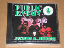 PUBLIC ENEMY - APOCALYPSE 91... THE ENEMY STRIKES BACK - CD SIGILLATO (SEALED)