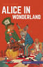 Lewis Carroll-Alice In Wonderland  BOOK NUOVO