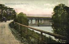 Dewsbury. Steanard Lane, near Dewsbury by H. Graham Glen.