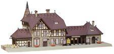 FALLER N 212111 Bahnhof Schwarzburg 310 x 107 x 120 mm NEU OVP