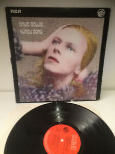 "DAVID BOWIE -   LP  -    ""Hunky Dory """