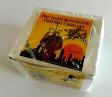 1989 Todd McFarlane I 1 sealed box - Comic Images cards