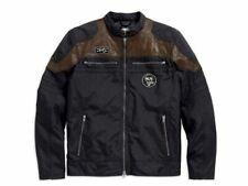 Harley-Davidson Mens Worn Plaid Shirt 96146-16VM