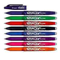 Pilot Frixion Erasable Roller Ball Pen Gel Ink 0.7mm Friction Medium Tip Erase