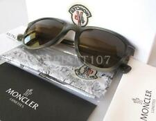 New Womens Sunglasses Moncler Mc551S04 Havana Gray/Brown $250-Italy