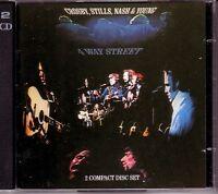 2 CD (NEU!) CROSBY STILLS NASH & YOUNG - 4 Way Street (live+4 Neil Stephen mkmbh