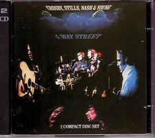 2 CD (NOUVEAU!) Crosby stills Nash & young - 4 way street (Live +4 Neil stephen mkmbh