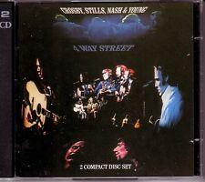 2 CD (NUOVO!) Crosby Stills Nash & Young - 4 Way Street (Live +4 Neil Stephen mkmbh