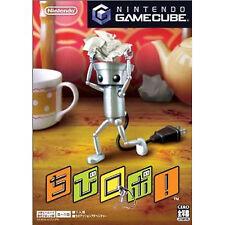 Chibi-Robo  GameCube GC Import Japan