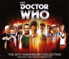 DIVERS ARTISTES - Doctor Who - The 50th anniversaire Nouveau coffret