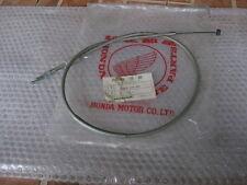 HONDA CD125 CD175 SS125 SS125A 22870-230-030 CLUTCH CABLE SET GENUINE NOS JAPAN