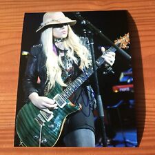 ORIANTHI PANAGARIS GUITARIST SIGNED AUTHENTIC 8X10 PHOTO MICHAEL JACKSON